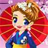 Lovely Japanese Girl Make Up